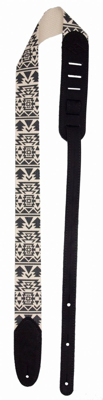 LM Cotton 2 Inch Southwest Guitar Strap